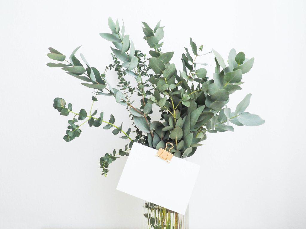Geschenk Blumen