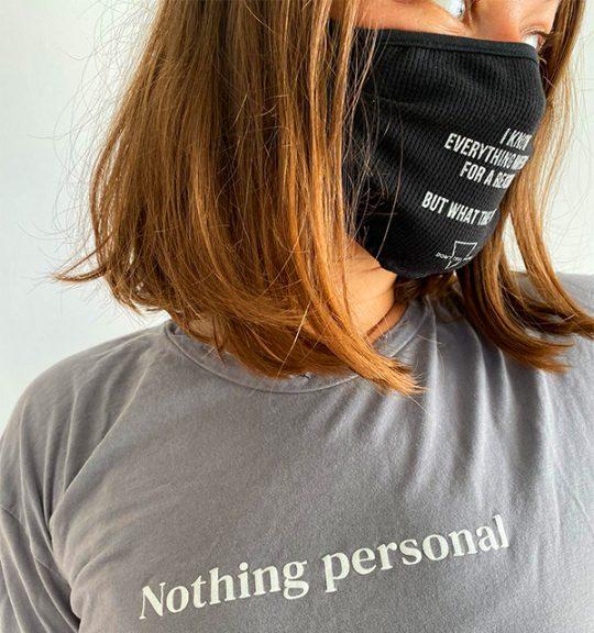 stoffmasken atemschutzmaske schwarz modern